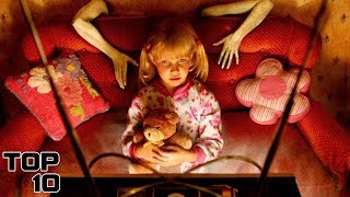Top 10 Scary Movies You Shouldn't Watch Alone This Halloween