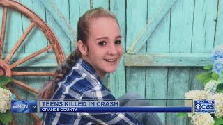 Family remembers teens killed in I-85 wreck