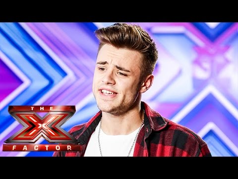 Casey Johnson sings Olly Murs' Please Don't Let Me Go   Room Auditions Week 2 - The X Factor UK 2014