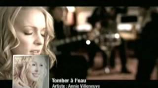 Annie Villeneuve Tomber à L 39 Eau