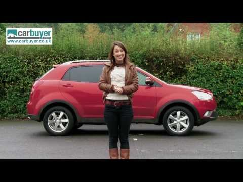 SsangYong Korando SUV review - Carbuyer