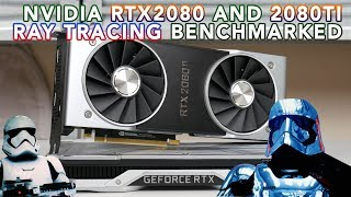 Nvidia RTX 2080 and RTX 2080 Ti Review - WORTH IT?