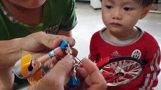 Bicycle toys for Kid