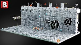 The Trench Run Never Looked So Good!!! Amazing Star Wars Creation | TOP 10 LEGO MOCs