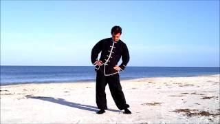 Tai Chi or Kung Fu Warm Up Exercise Routine