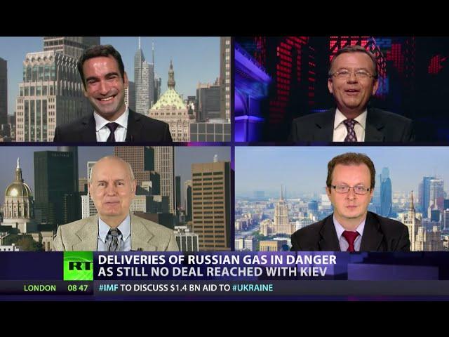 CrossTalk: Mounting costs of Ukraine Crisis