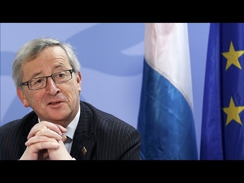 Jean-Claude Juncker, European People's Party candidate for Commission President