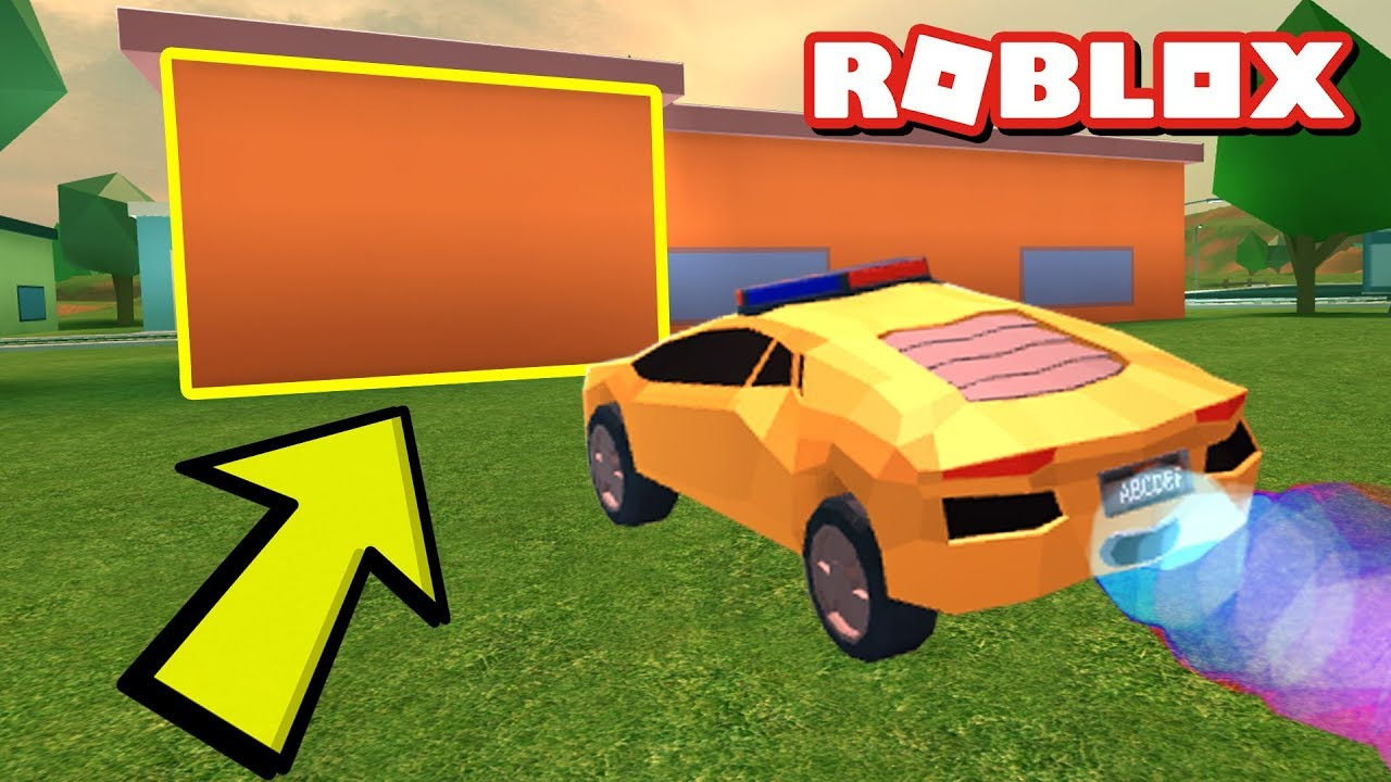 SECRET KEY LOCATION IN JAILBREAK!