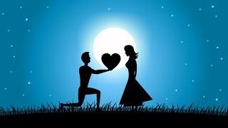 Romantic Animated Love Story | Animated Love Greeting | Whatsapp Love Status Video