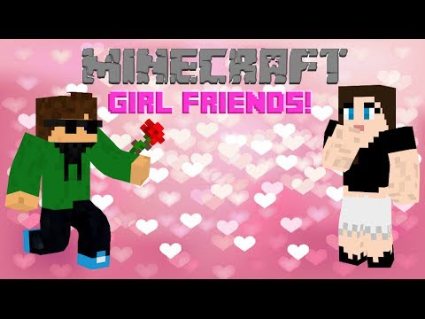 GIRLFRIENDS MOD   Awesome and Beautiful Companions   Minecraft 1.6.4