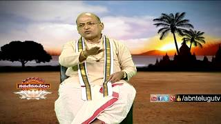 Garikapati Narasimha Rao About Desires and Equity  Nava Jeevana Vedam  Episode 1258