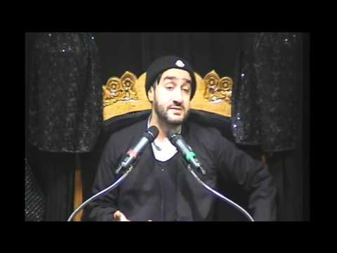 Lubaba : Wife Of Abbas (as) - Dr Sayed Ammar Nakshawani - Muharram 8th Night 1438 / 2016