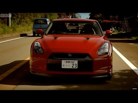Nissan GTR vs Bullet Train: Race Across Japan Part 1 (HQ) | Top Gear | BBC