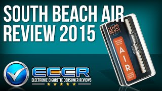 South Beach Smoke Air eCig Review - Unbiased Electronic Cigarette Consumer Reviews