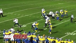 Classic Trick Play from West Central (SD) #MPTopPlay