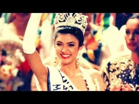 Best Answer In Miss Universe Contest Given By 1994 Winner Sushmita Sen