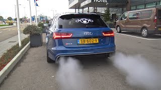 DECAT Audi RS6 Avant Performance with Milltek Exhaust! LOUD REVS & ACCELERATIONS!