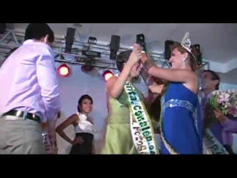 CERTAMEN DE BELLEZA SRITA CONALEP 2012 ETAPA FINAL GANADORA