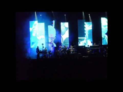 Peter Gabriel -  En Argentina - 22 - 03 - 2009 - Slide Photos - Lay Your Hands On Me