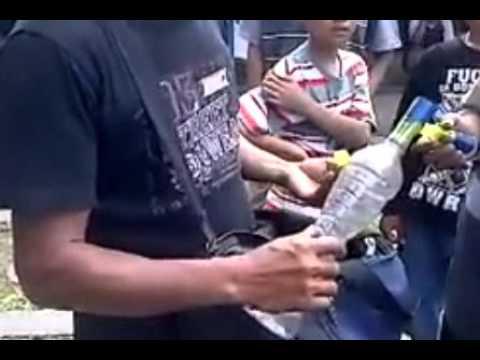 Cara Membuat Mainan Botol Bisa Bicara :: VideoLike