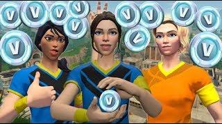 Soccer Skins Friday? - Fortnite Battle Royale