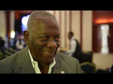 Godfrey Dyer, chairman, Tourism Enhancement Fund, Jamaica