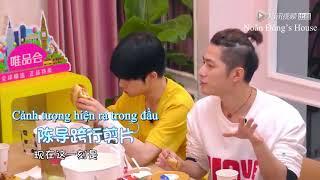 [Vietsub] Baby let me go mùa 3: Trần Học Đông giúp Hào Hào đi vệ sinh
