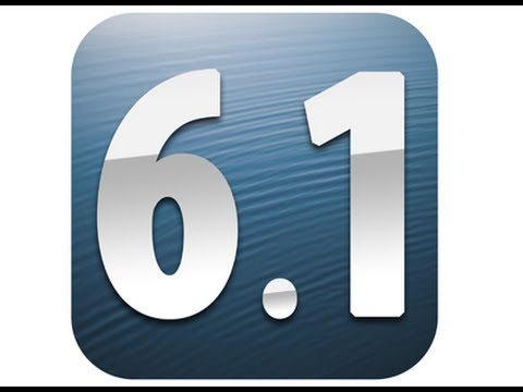 How to Update to iOS 6.1 on iPhone 5. 4S. 4. 3GS iPod Touch 4G. 5G & iPad 2. 3. 4 iPad Mini