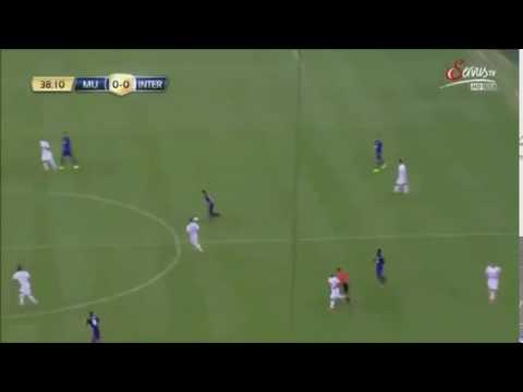 Manchester United Passing Play Vs. Inter Milan