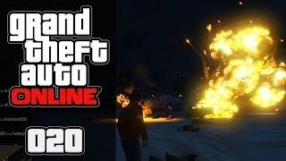 GTA ONLINE [HD+] #020 - STAATSFEINDE No. 1 ★ Let's Play GTA Online