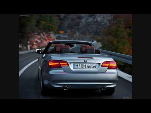 2011 BMW 3-Series Coupe and Convertible Video