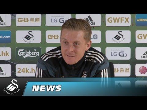 Garry Monk pre-QPR