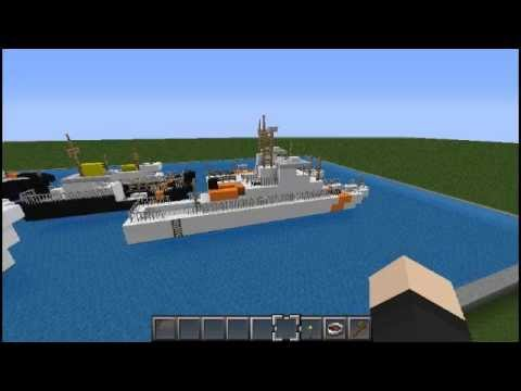 Minecraft: Coast Guard Pack