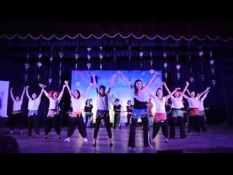 Jai Ho - Bollywood dance - Japan Habba 2015 Bangalore