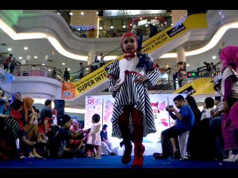 Juara Hrpn 1 _ Lomba Fashion Show (A) _ Busana Muslim Casual _ Solo (11 Jan 15) - Catalunya S Rukmi
