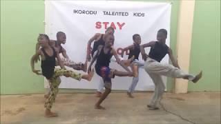 download lagu Yeba - Kiss Daniel  Ikorodu Talented Kids Dance gratis