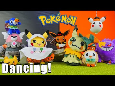 Halloween Costume Plush - TRICK OR TREAT - Pokemon Toys