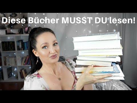 DIESE BÜCHER bringen DIR ERFOLG und GLÜCK !!   XXL BÜCHER HAUL   Currently reading deutsch