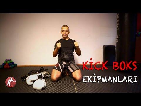 Kick Boks Dersleri #01 Kick Boks'a Başlarken İhtiyaç Duyacağınız Dört Ekipman