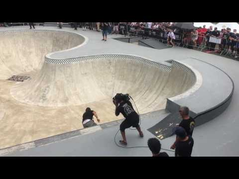 How Pedro Barros Won the Vans Park Series 2017 Stop at Brazil