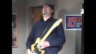 Greg Koch for 'KLH GUITAR GODS of Classic Rock