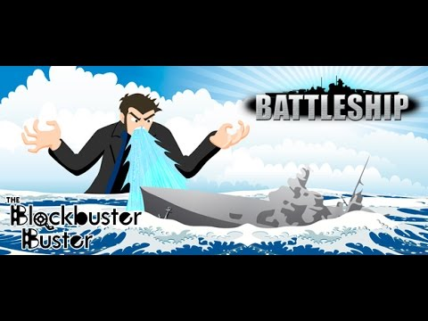 Battleship review by Blockbuster Buster