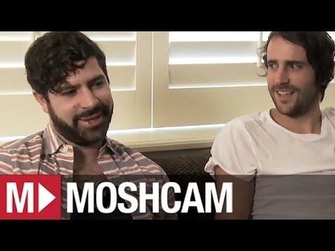 Foals - Road Test interview
