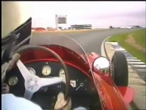 2001 Historic F1 Festival at Silverstone Part 2/4
