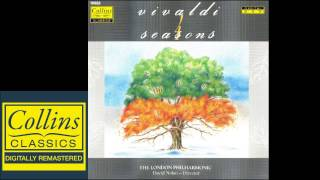 Full Album Vivaldi The 4 Seasons David Nolan London Philharmonic Orchestra