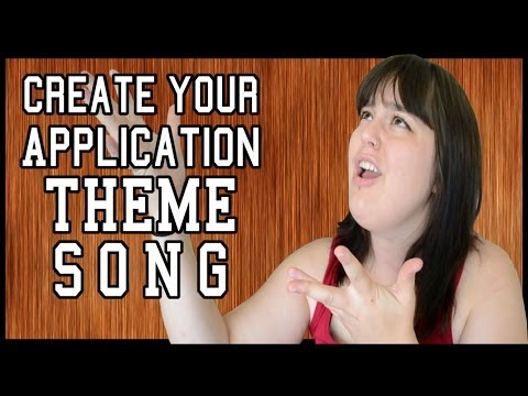 College Admissions: How to Create Your College Application Theme...