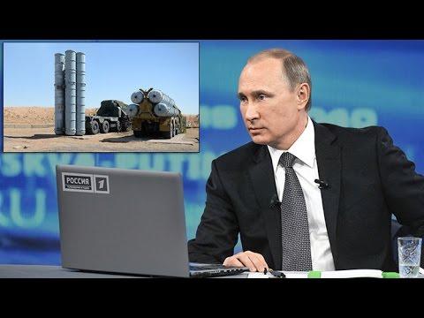 Los mejores momentos de la 'Línea Directa' con Vladímir Putin