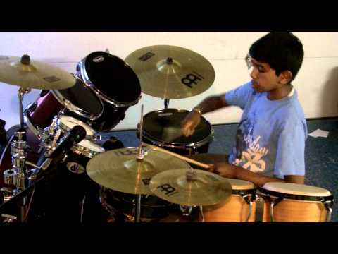 Please don't go Drum cover by Subhash