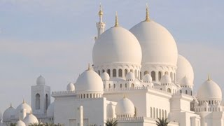 World's 5 Most Beautiful Mosques - Amazing Mosques
