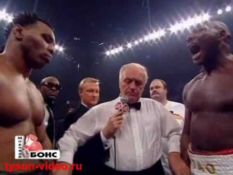 Майк Тайсон - Джулиус Фрэнсис 51 (1) Mike Tyson vs Julius Francis